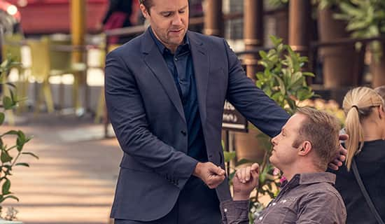 Our latest TV ads featuring world-class hypnotist Keith Barry