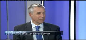 Business Day TV Interview Part 3