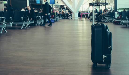 44% of holiday luggage doesn't arrive at its destination
